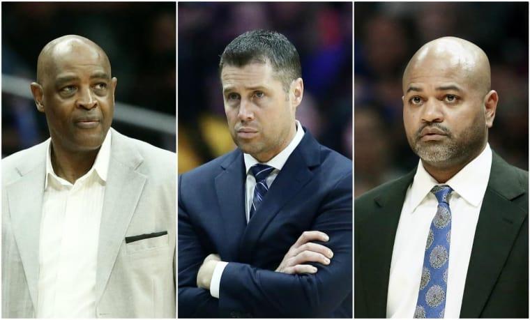 La valse des coaches a commencé