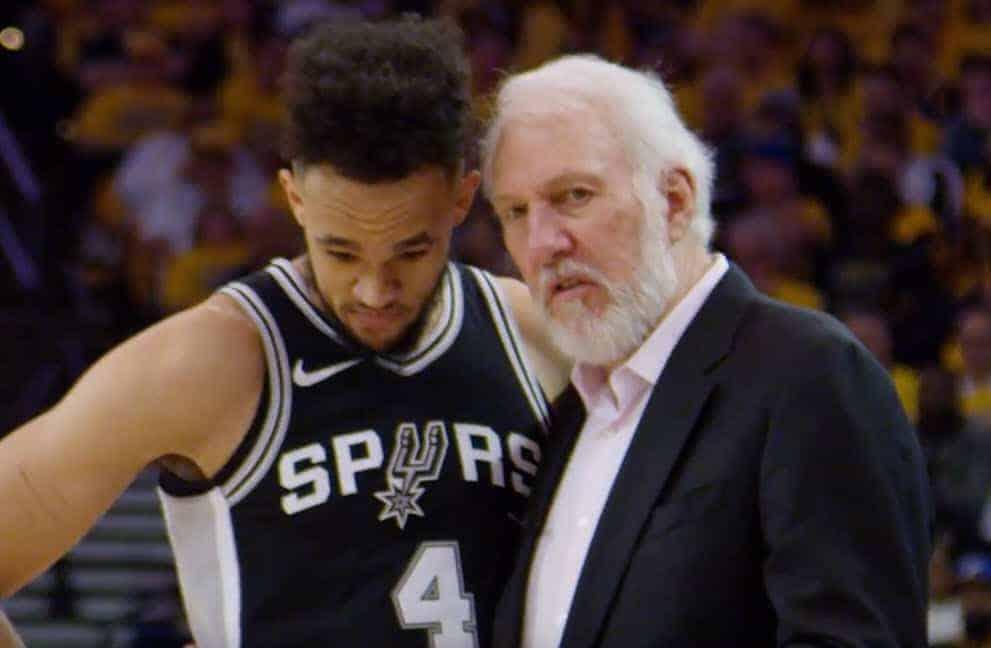 Derrick White en feu, les Spurs calment Denver