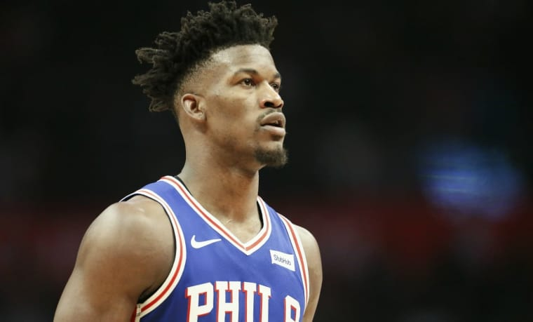 Jimmy Butler file un paquet de regrets à Joel Embiid