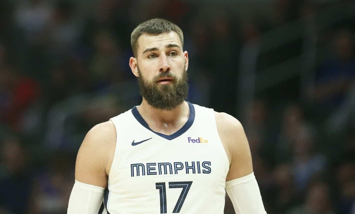 Jonas Valanciunas reportera-t-il le maillot des Grizzlies ?