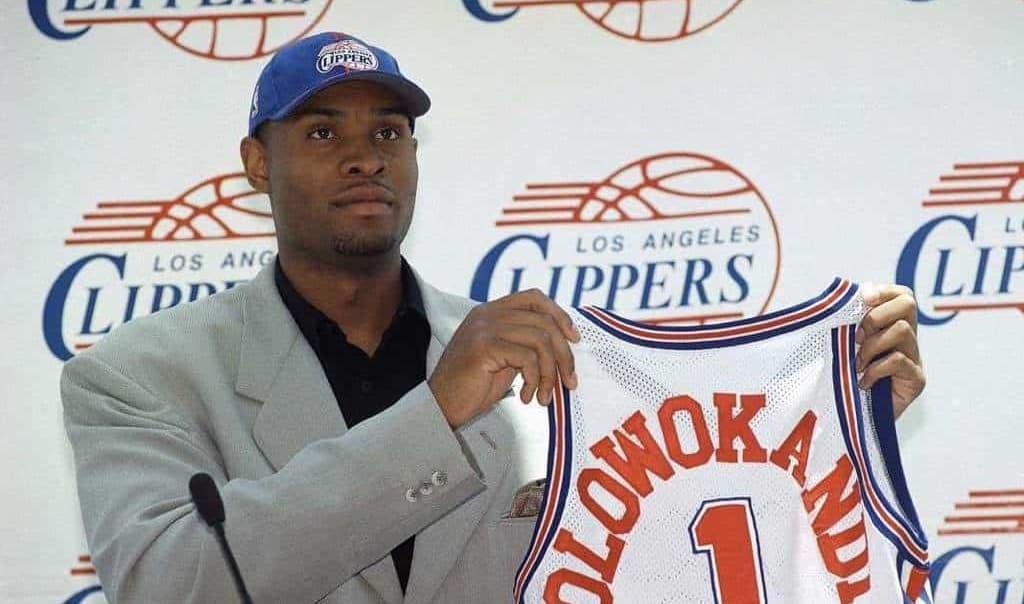 Michael Olowokandi, l'énigmatique flop des Clippers