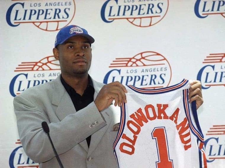 Michael Olowokandi, l'énigmatique flop des Clippers qui a rembarré Jabbar