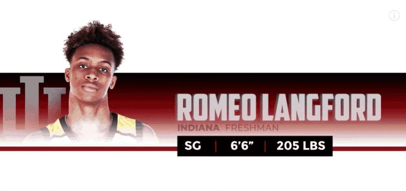 Draft NBA 2019 : Romeo Langford se présente
