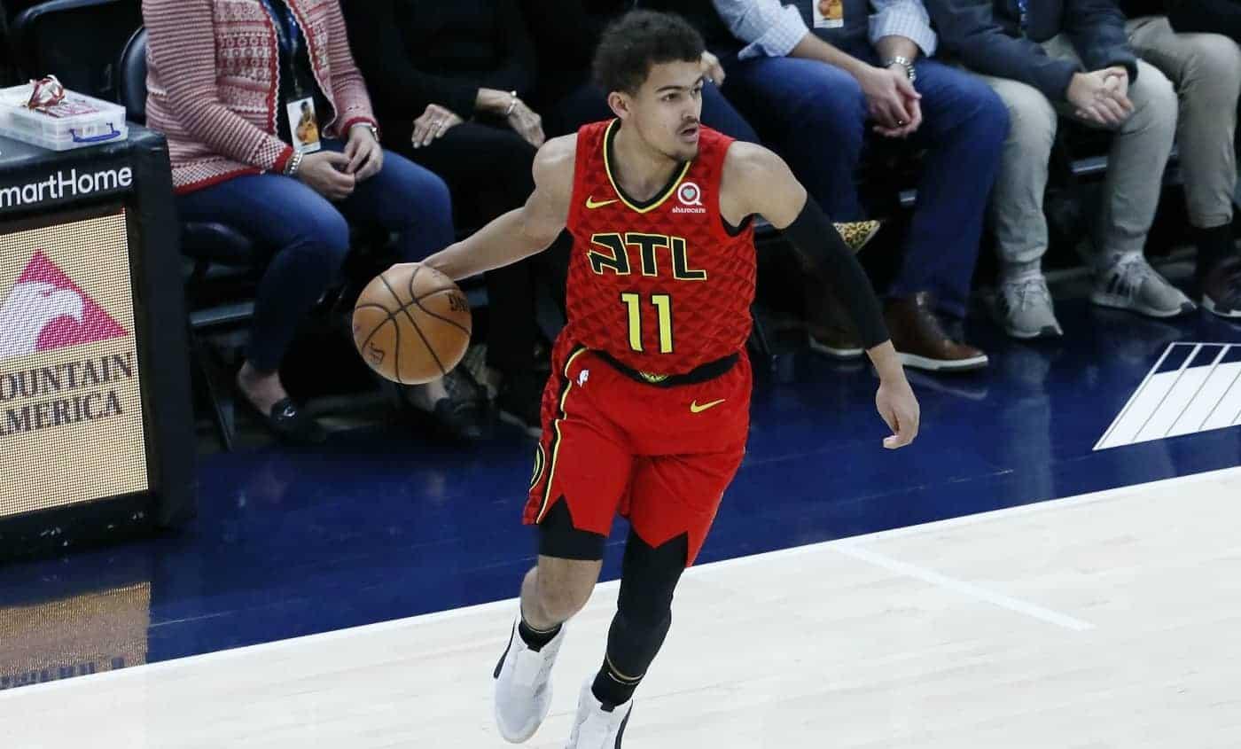 Trae Young NBA