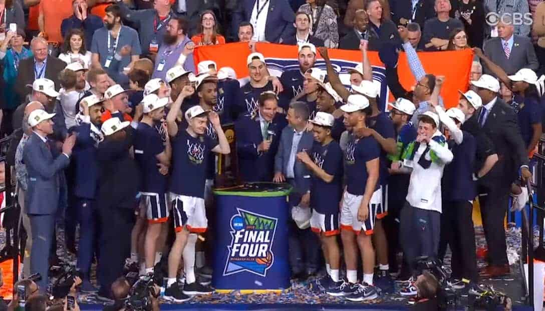 Virginia est champion NCAA 2019 !