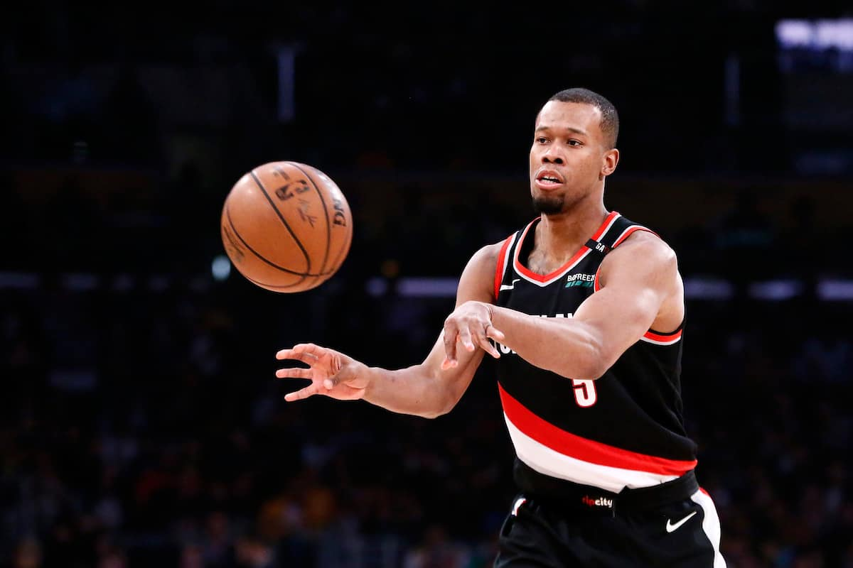 Rodney Hood incertain pour le Game 1