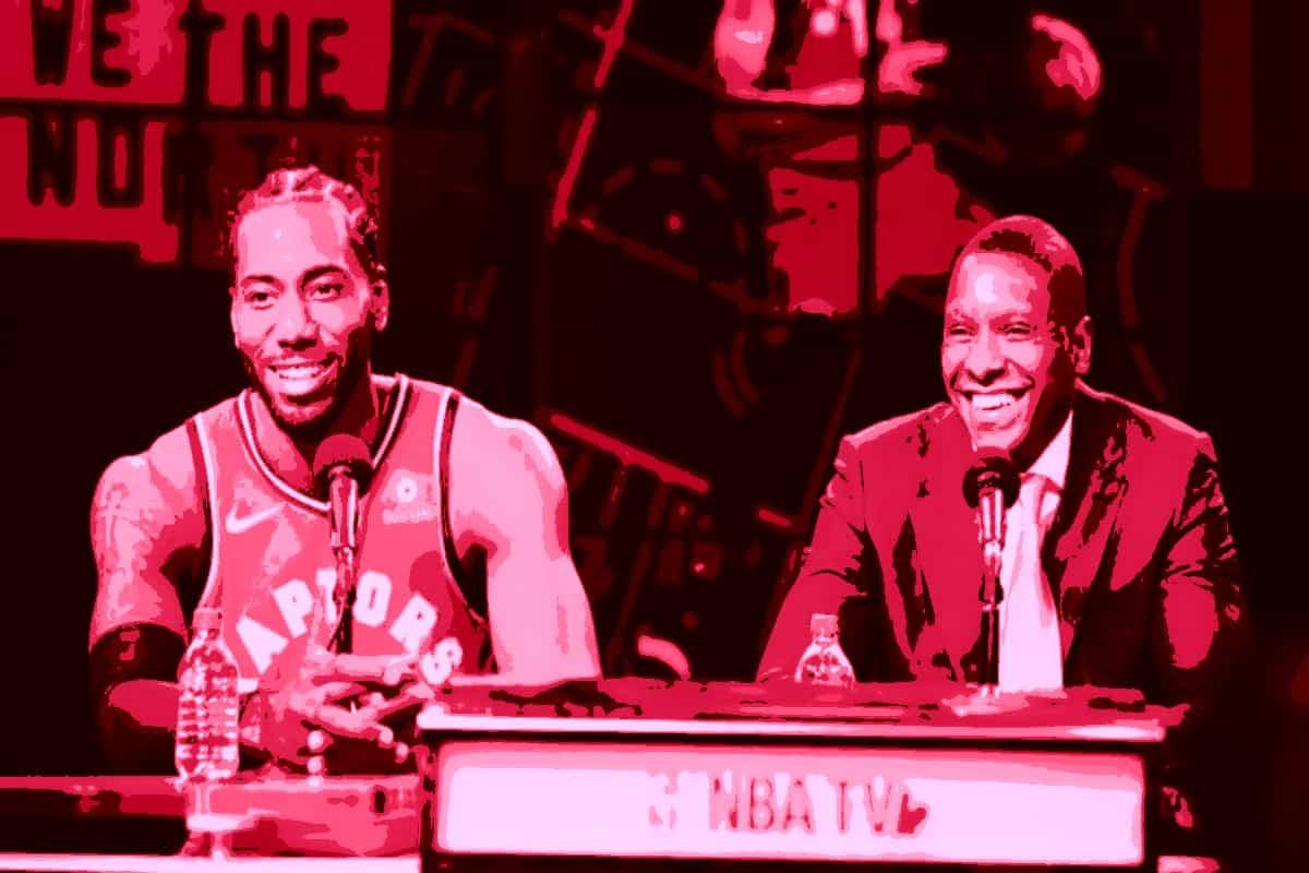 Les Raptors, champions atypiques mais superbes champions