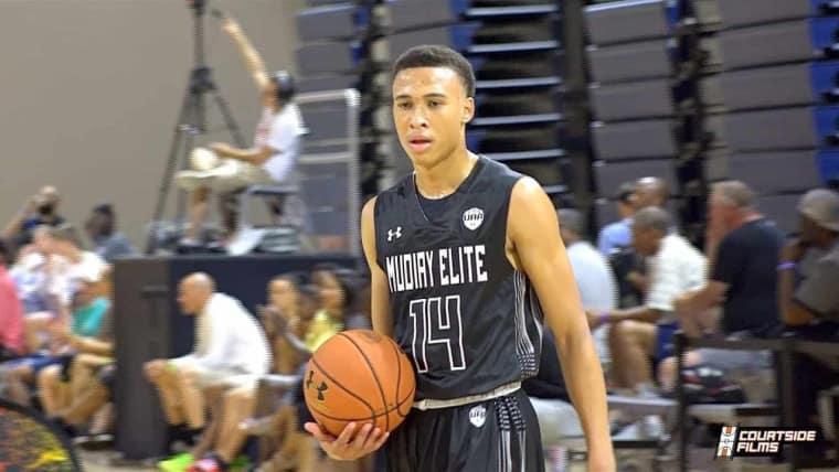 Le prospect R.J. Hampton zappe la NCAA pour passer pro