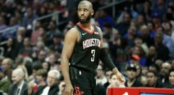 Chris Paul « tremble encore » en repensant au Rockets-Warriors de 2018