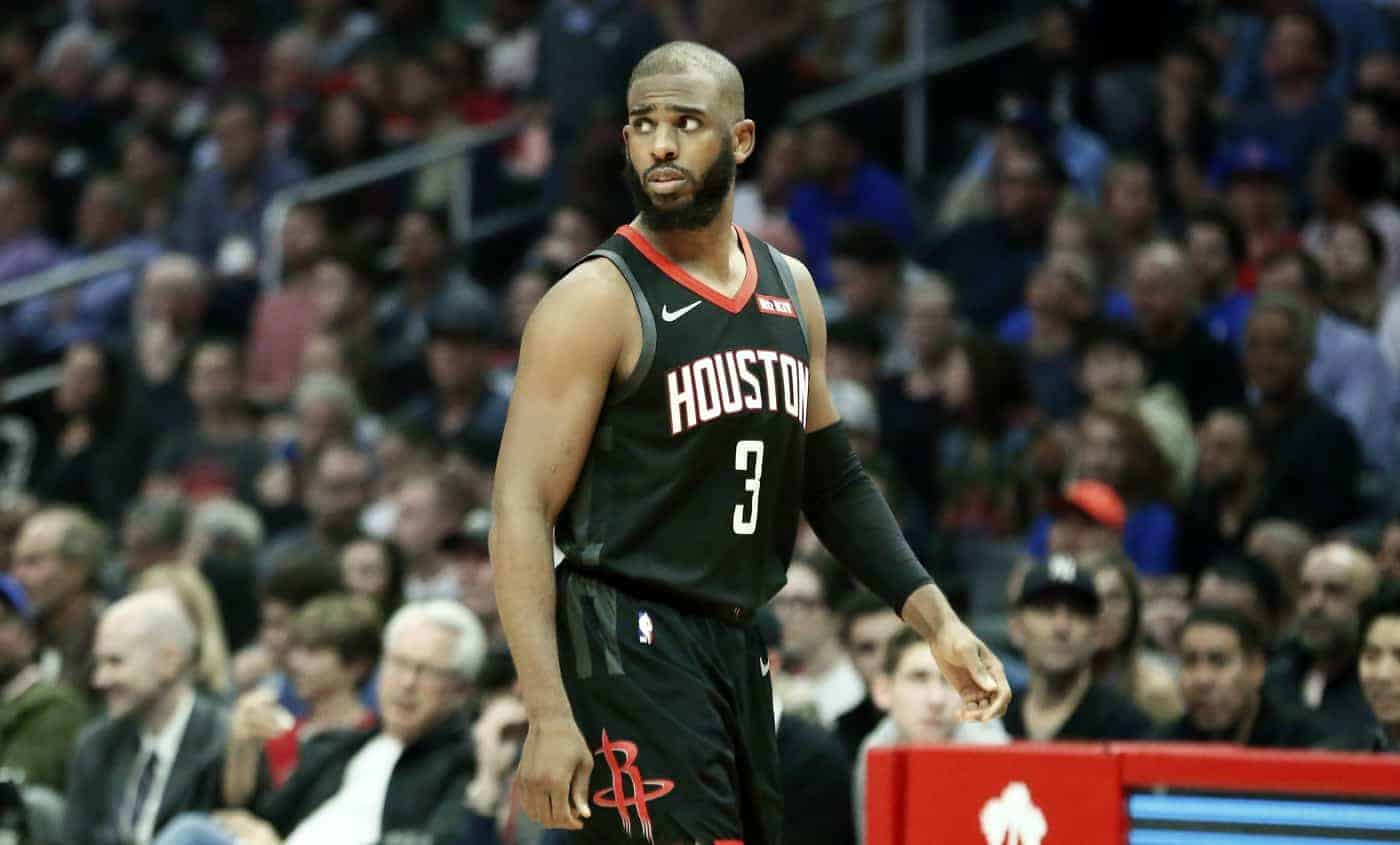 Chris Paul parti pour rester à OKC ?