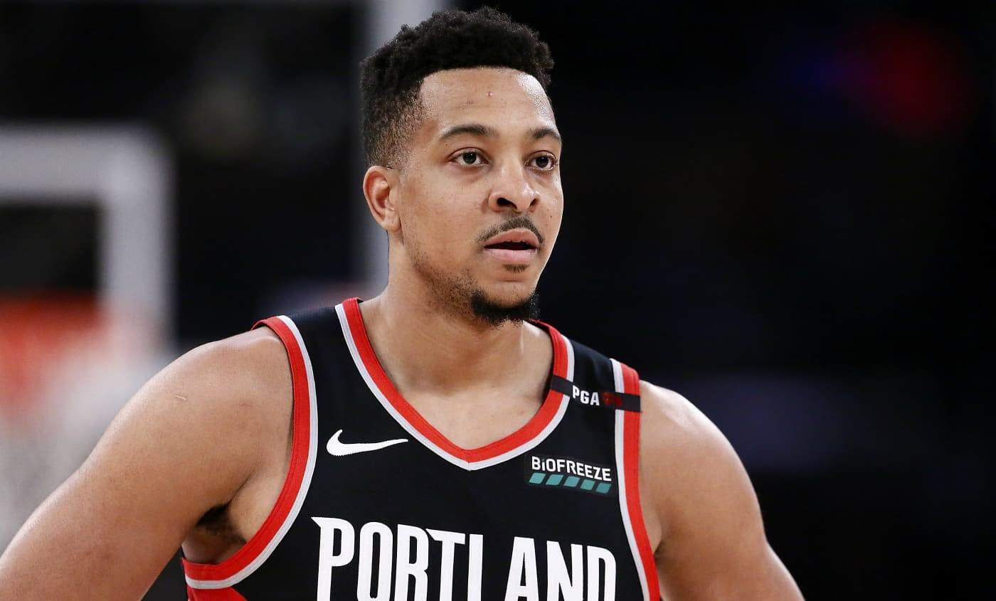 CJ McCollum offre la qualification à Portland !