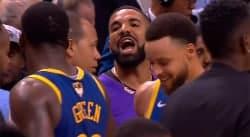 Quand Steve Kerr mettait… Drake à l'amende