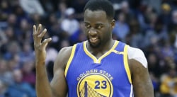 Draymond Green honoré par Michigan State