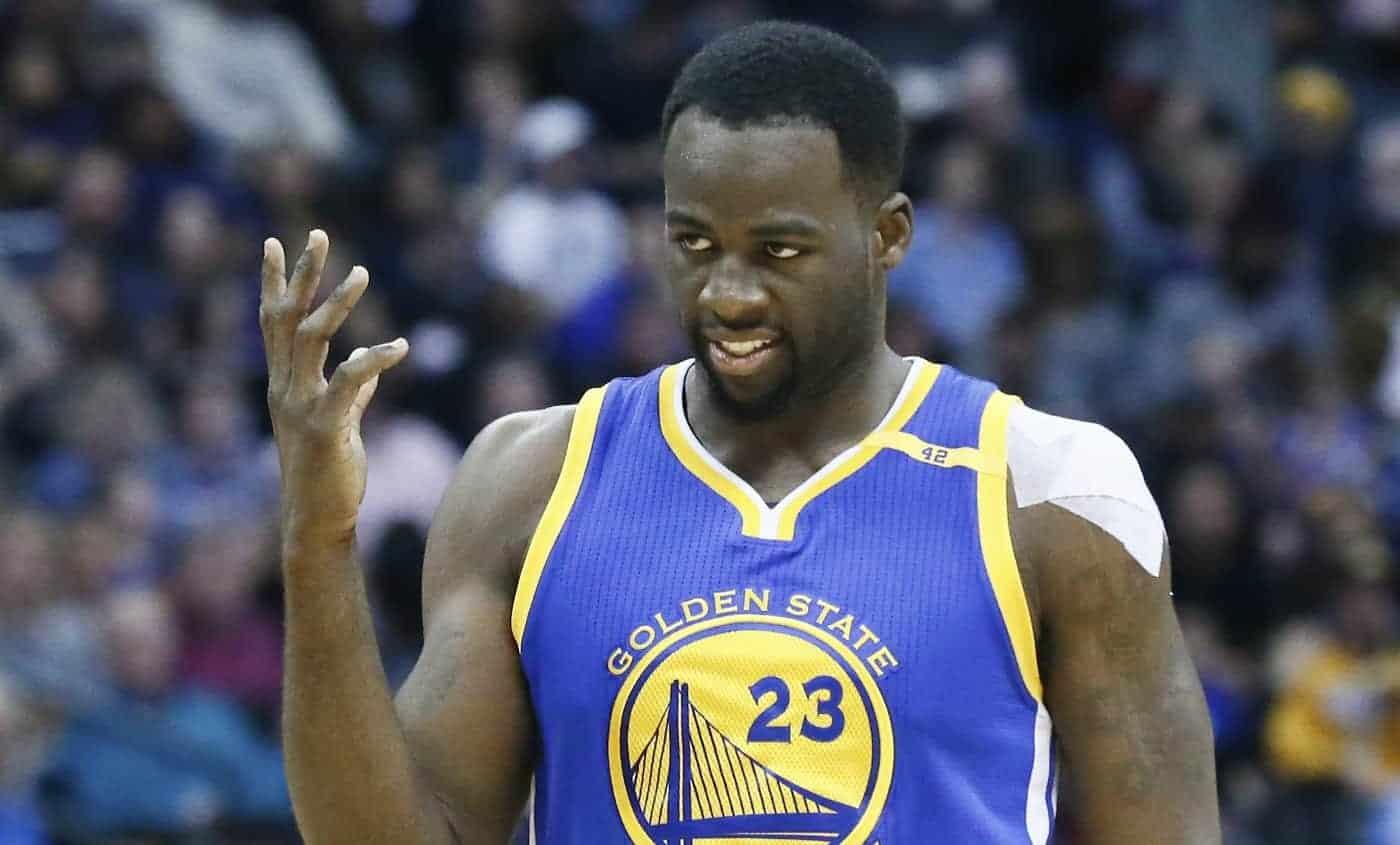 Draymond Green: «Bizarre de ne pas jouer LeBron en finales»