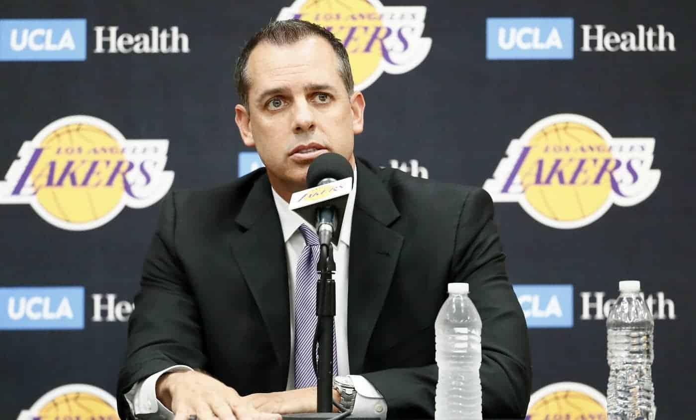 Frank Vogel assure qu'il n'y aura pas de problèmes avec Jason Kidd