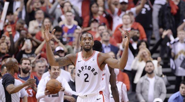 Les Raptors se qualifient pour les Finales NBA !