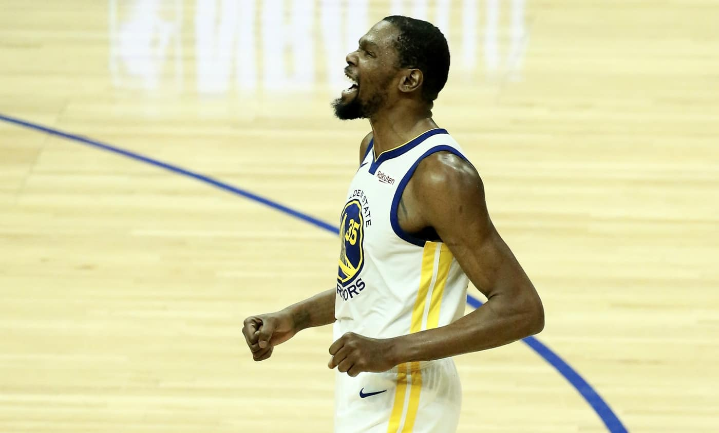 Kevin Durant justifie son départ des Golden State Warriors