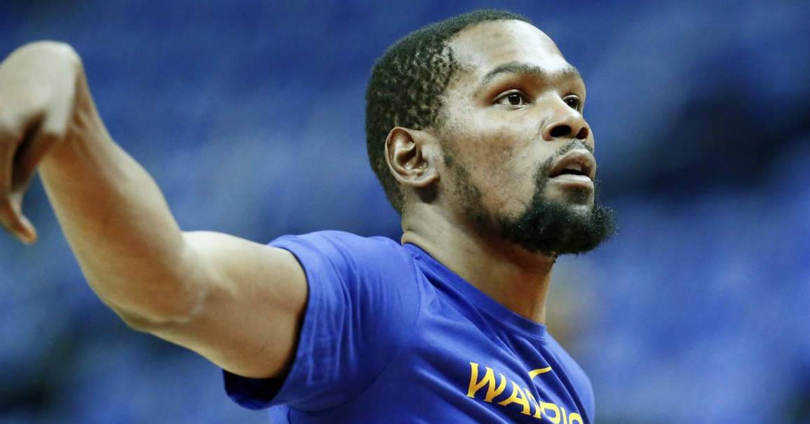 Kevin Durant a décidé de rejoindre les Brooklyn Nets !