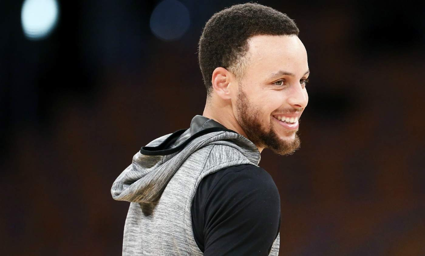 Stephen Curry sait comment co-exister avec D'Angelo Russell