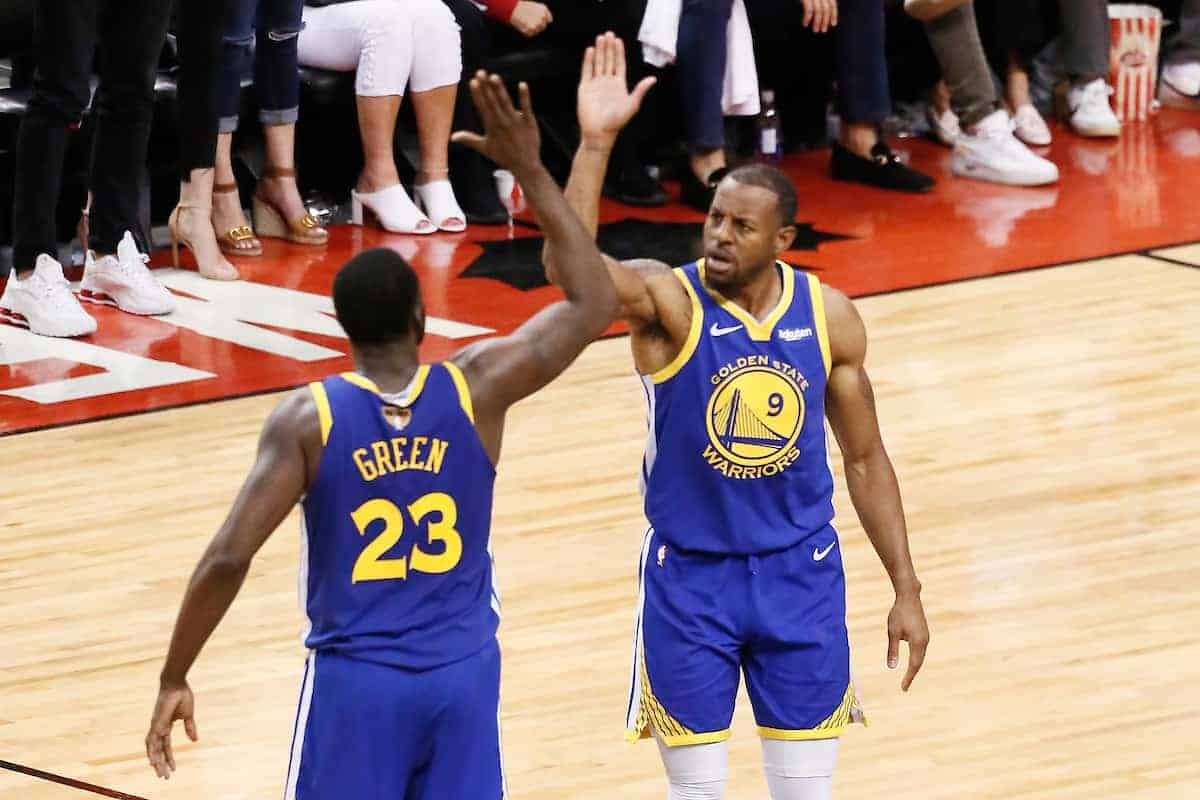 Le run fantastique des Warriors en images