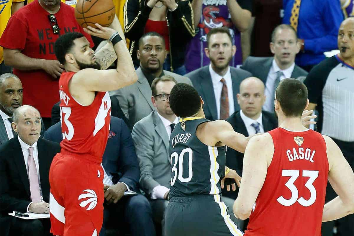Fred VanVleet, le facteur X des Raptors dans le money-time !