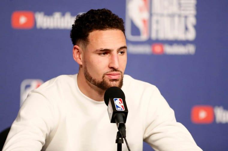Klay Thompson : «la parité est de retour en NBA»