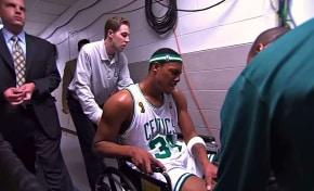 Wheelchair Game : le jour où Paul Pierce s'est littéralement ch*é dessus ?