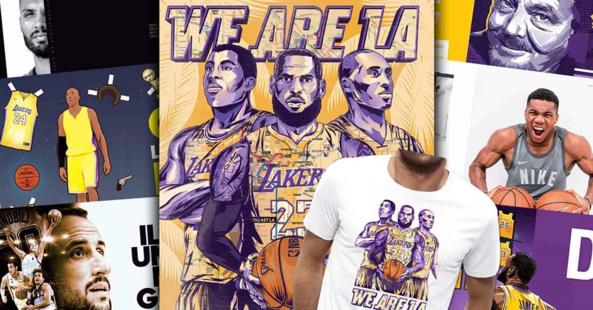 Mook REVERSE #1 : pour tout savoir sur le basket à Los Angeles !