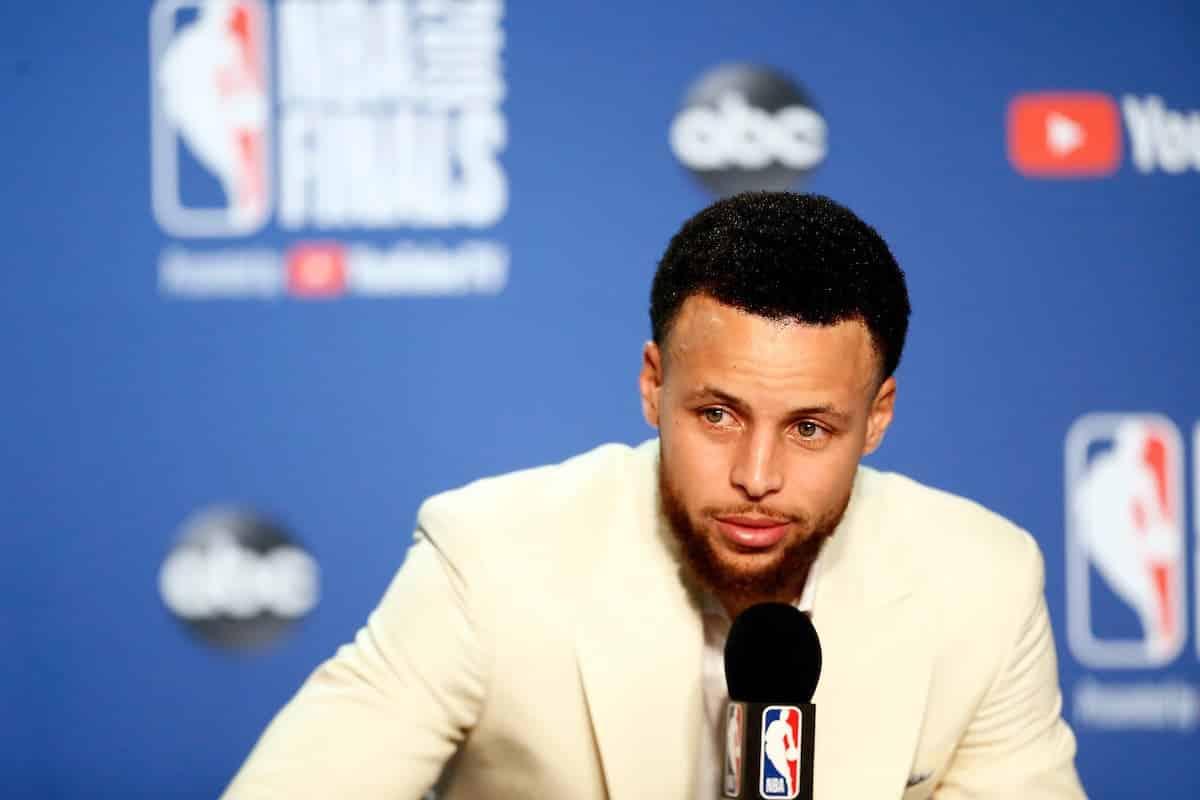 Stephen Curry : «Il ne vaut mieux pas parier contre nous l'an prochain»