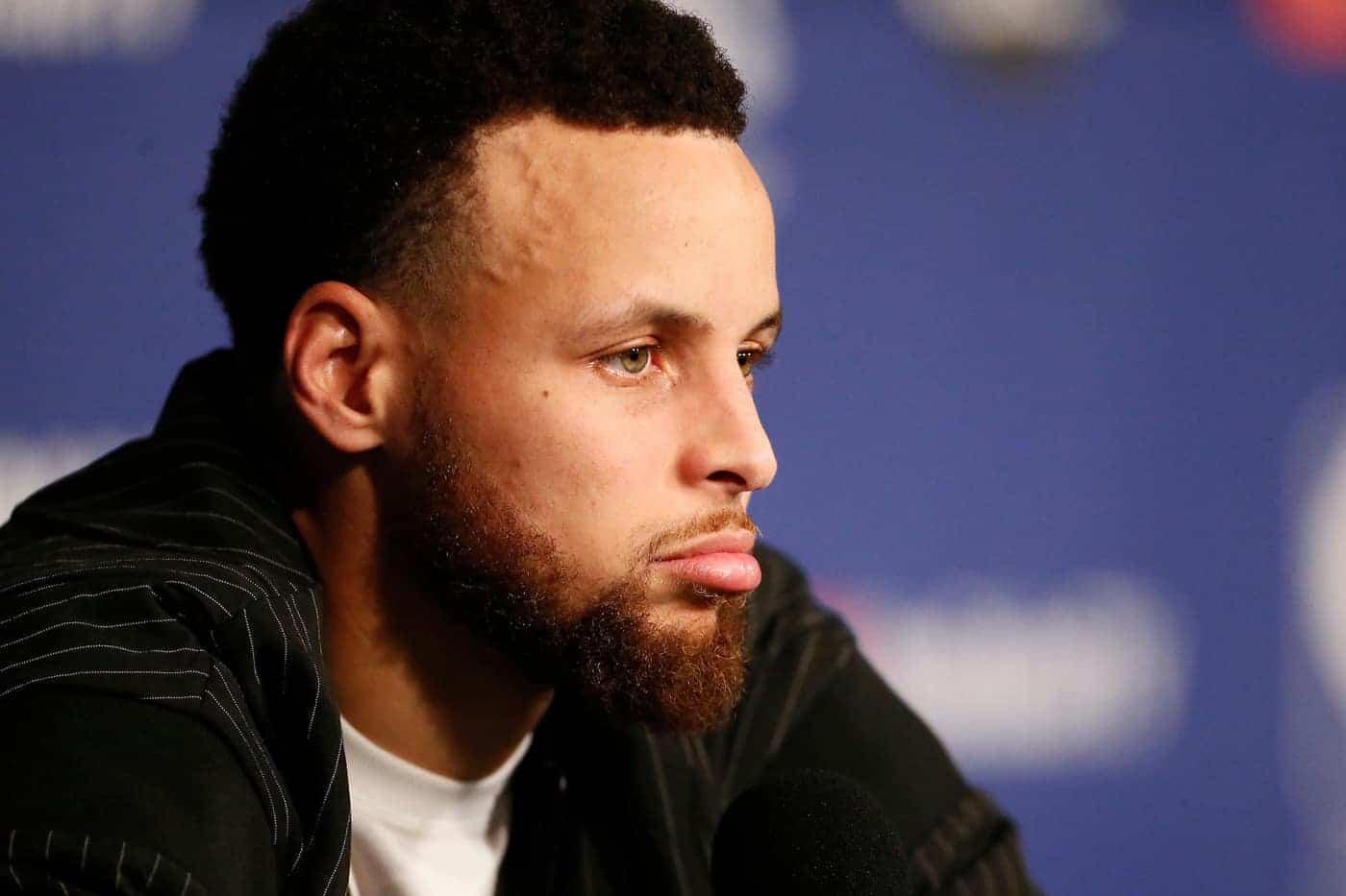 Stephen Curry : «A un moment, on devra affronter Kevin Durant»