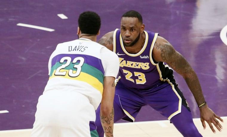 Anthony Davis : un trade révélateur du dysfonctionnement des Lakers