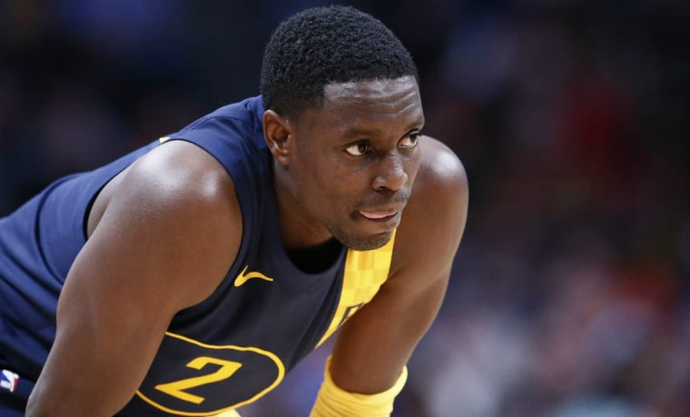 Darren Collison l'a mise à l'envers aux Lakers
