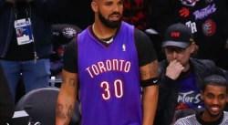 Drake a remué ciel et terre pour trouver le maillot de Dell Curry