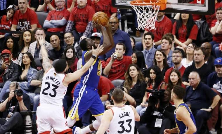 Les finales NBA battent des records d'audience… au Canada