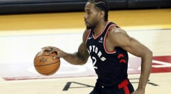 Les Raptors ont refusé l'entrée aux membres des Clippers à leur matches