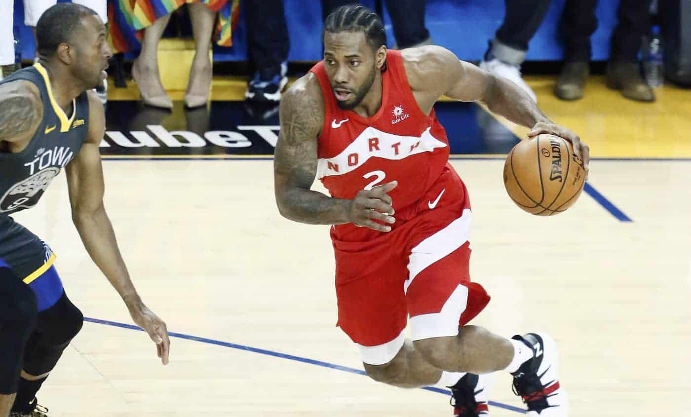 Nick Nurse a douté de l'implication de Kawhi Leonard aux Raptors