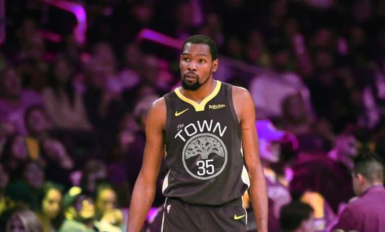 En hommage à Kevin Durant, le n°35 ne sera plus disponible aux Warriors