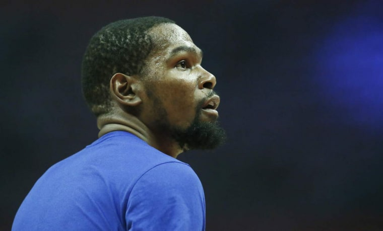 Kevin Durant vers les Brooklyn Nets avec Kyrie Irving ?