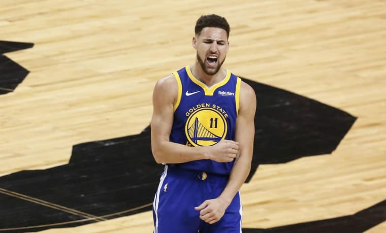 Klay Thompson va prolonger aux Warriors selon son père