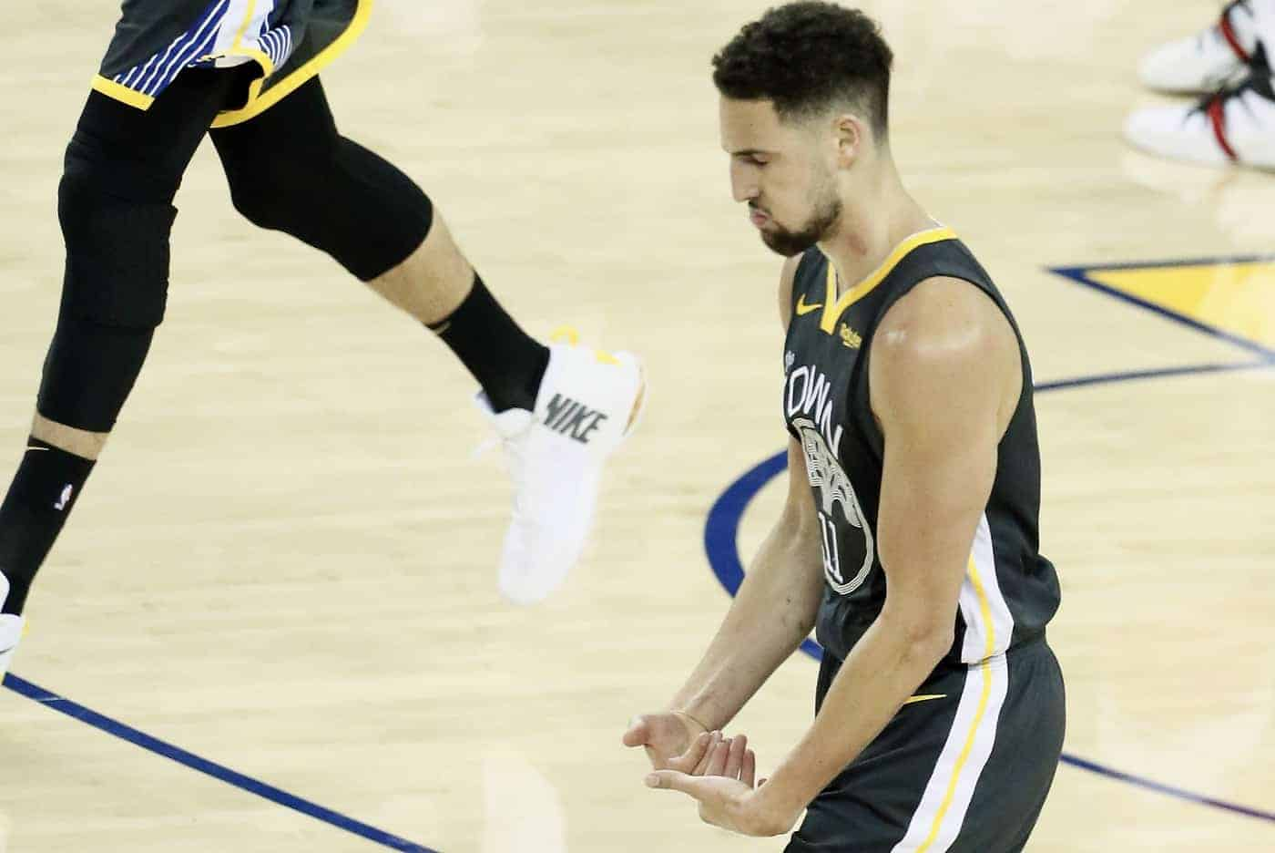 Klay Thompson va accepter les 190 millions des Warriors !