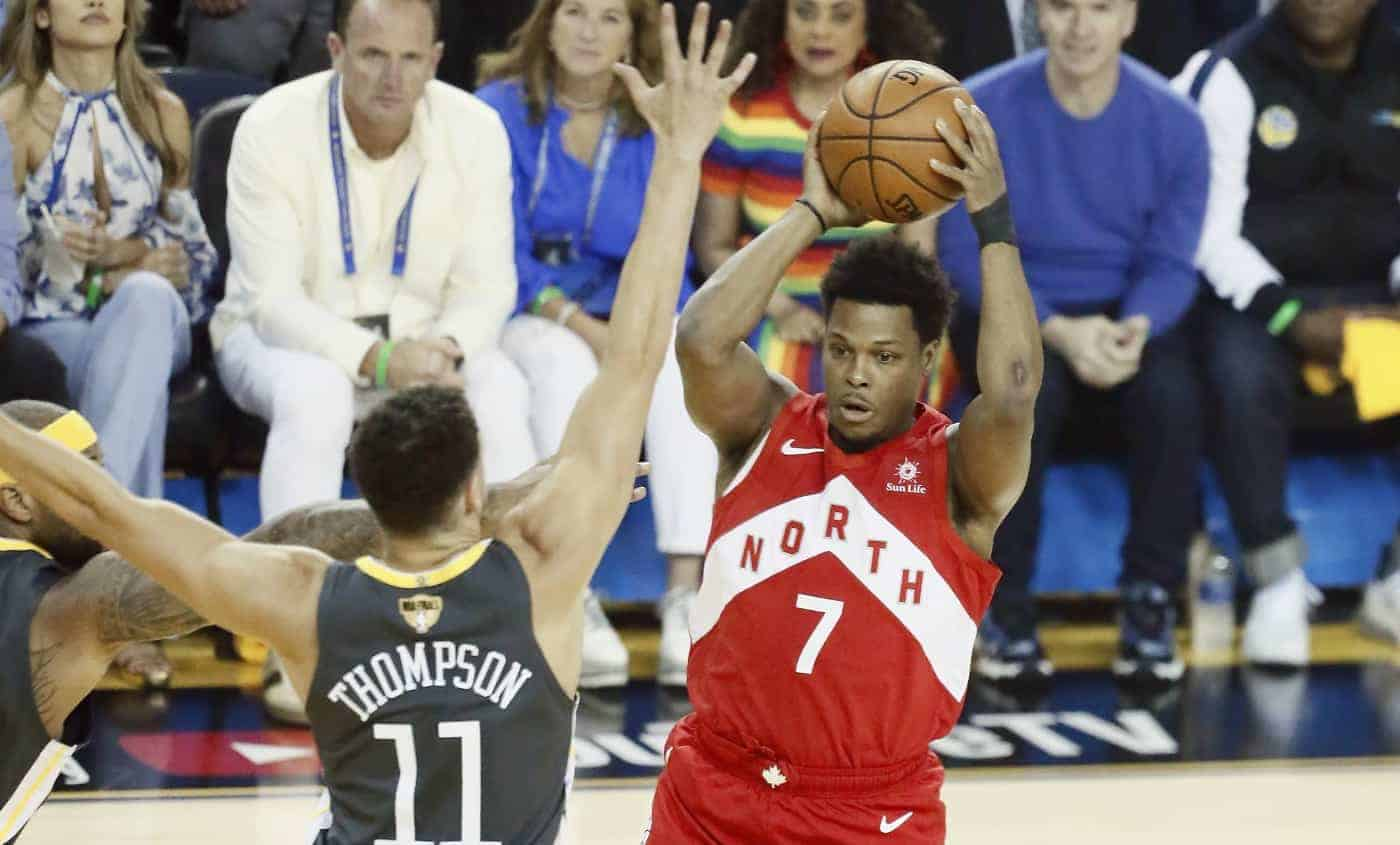 Kyle Lowry Game 4 Finales NBA