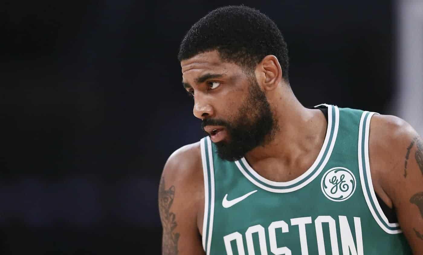Les Nets n'étaient pas emballés par un duo Irving – Russell
