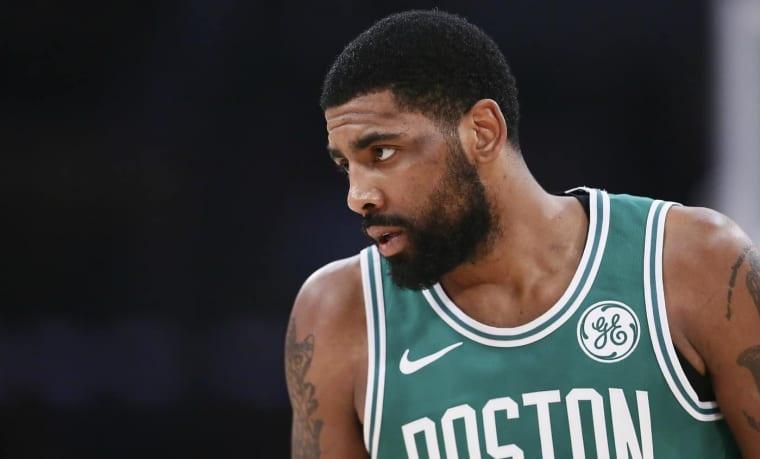 Kyrie Irving, ses confidences sur ses retrouvailles avec les Celtics