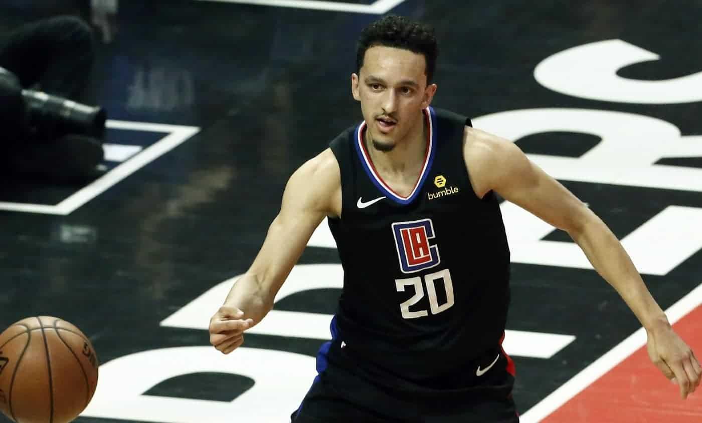 Landry Shamet reste à L.A., encore un superbe coup des Clippers