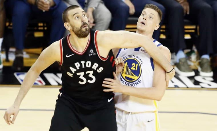 Les Raptors déterminés à repartir à la conquête du titre