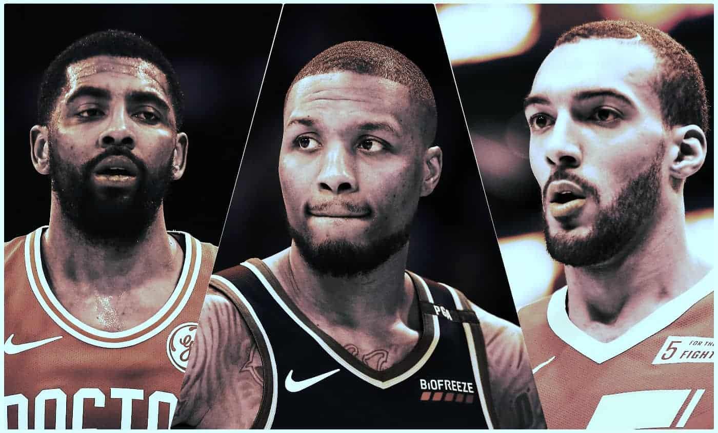 Nos Awards NBA de la saison 2018-2019
