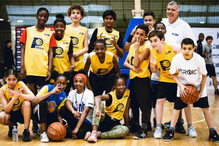 Junior NBA : Les «Pacers» et les «Nets» sacrés en benjamins et en minimes