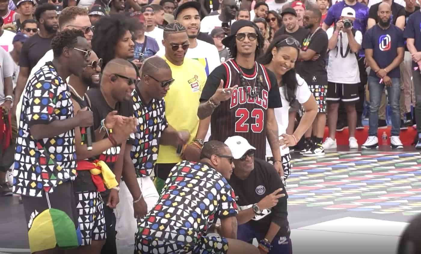 Quai 54 Day 1 : Stars NBA, Spike Lee et gros games