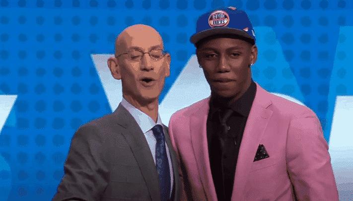 R.J. Barrett, plus qu'un lot de consolation pour les Knicks