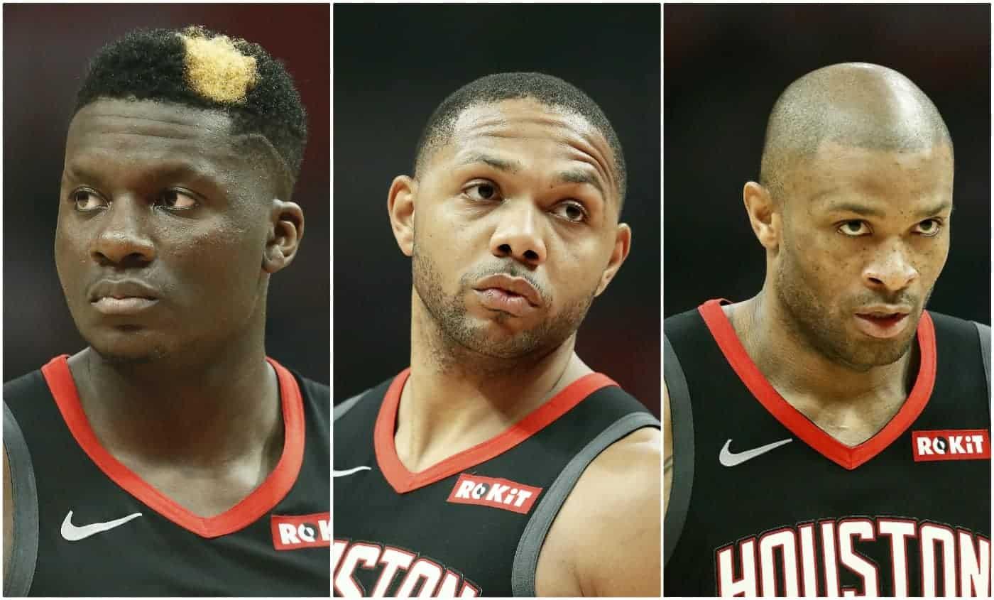Capela-Gordon-Tucker, ça va bouger pour les Rockets